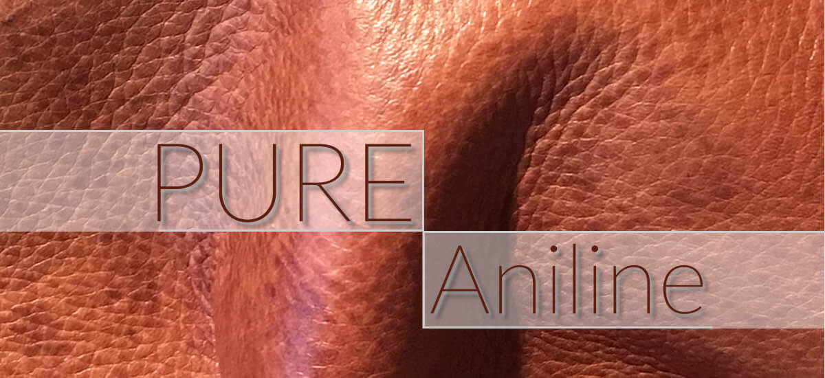 pure aniline leather sofas