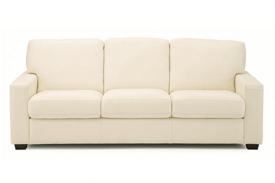 Modern-white-leather-sofa-sectional