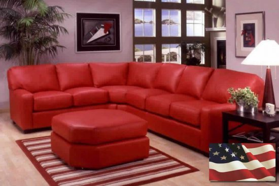 Michigan-best-quality-leather-sectionals