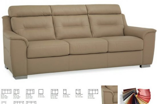 Contemporary-leather-sofa-loveseat-sectional-best-quality