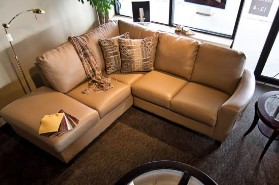 l shape chaise sectional