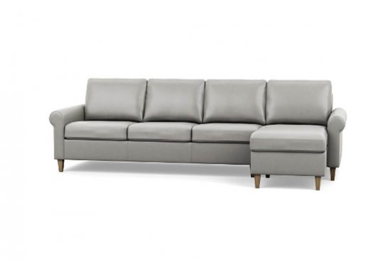 high-leg-leather-sectional-retro-style