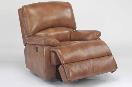 leather rocker recliners