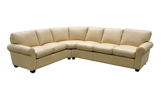 Michigan-best-leather-sectionals-tan