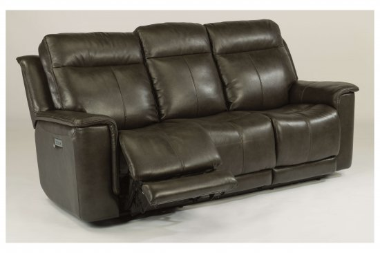 flexsteel-leather-power-reclining-sofa-loveseat-headrest