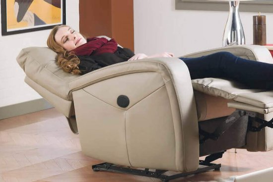 michigan's best leather recliners