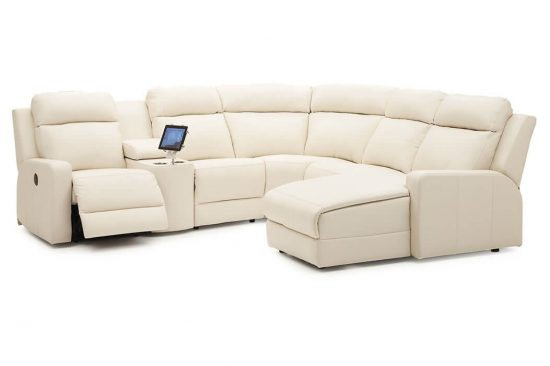 Michigan-largest-selection-leather-reclining-sectionals