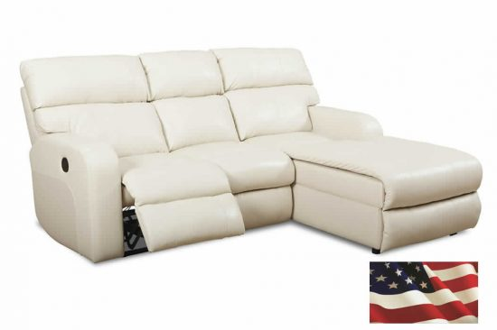 leather-sectional-reclining-chaise