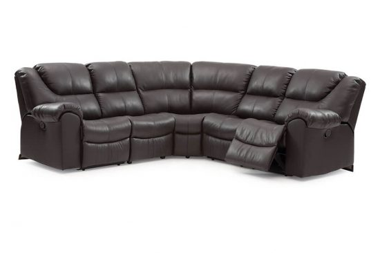 Reclining Leather Sectionals Be Seated Leather Furniture