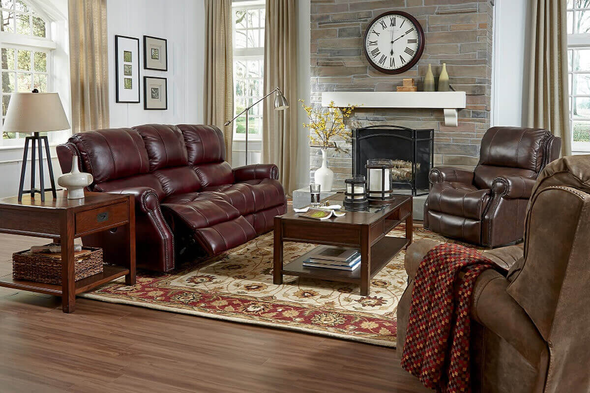 Miles Collection & Reclining Leather Sofas | Michiganu0027s Best | Be Seated Leather ... islam-shia.org