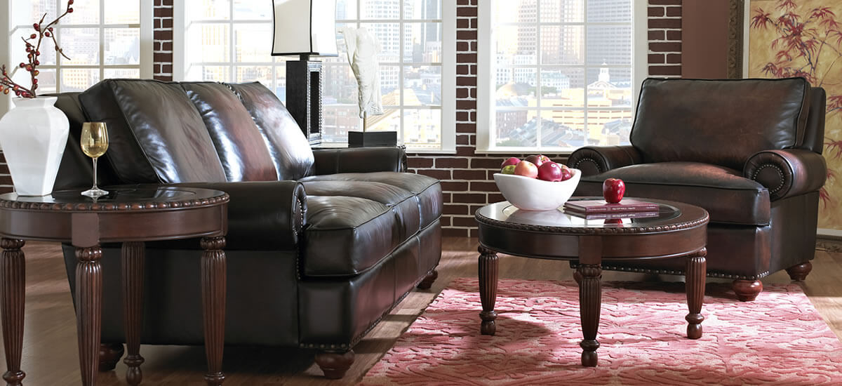 Michiganu0027s Largest Selection Leather Sofas | Be Seated Leather Furniture