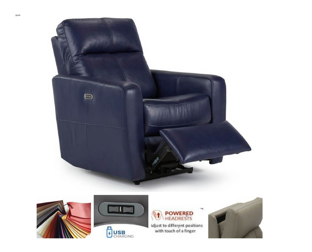 Leather Recliners Be Seated Leather Furniture Michigan