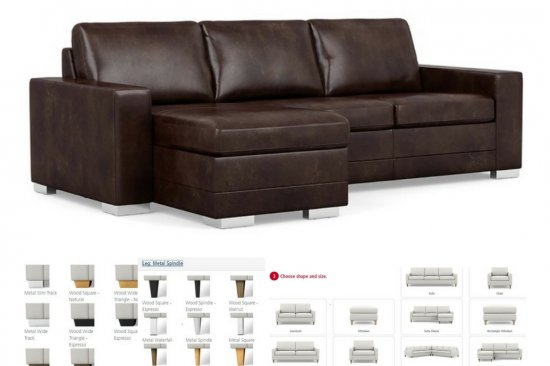 best-quality-leather-sectionals-sofas-Michigan-Rochester-Novi