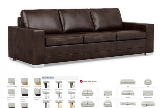 retro-high-leg-leather-sofas-sectionals-michigan