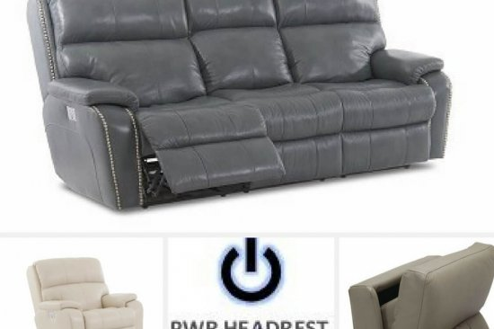 grey-reclining-leather-sofa-power-headrest