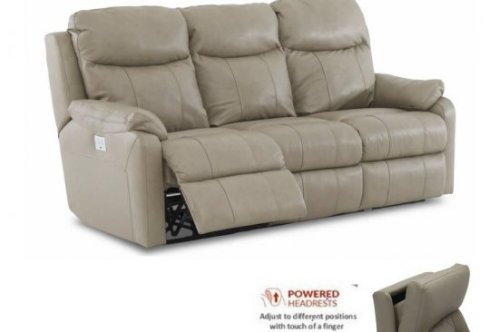 beige-grey-leather-reclining-sofa-power-headrest-lumbar-michigan