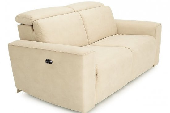 hybrid power recliner sofa