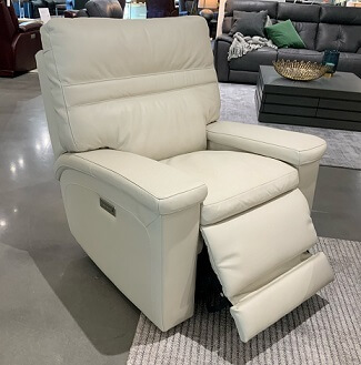 power lumbar recliners