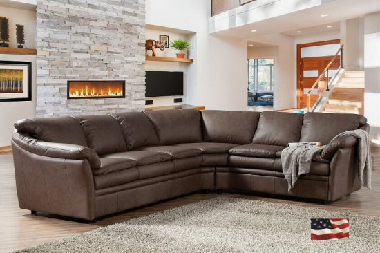 Made In The USA Quality Sectional Sofas