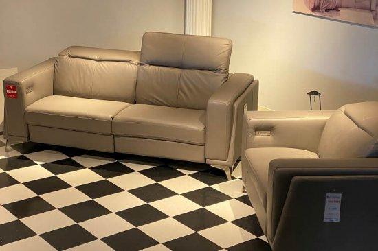modern reclining sofas